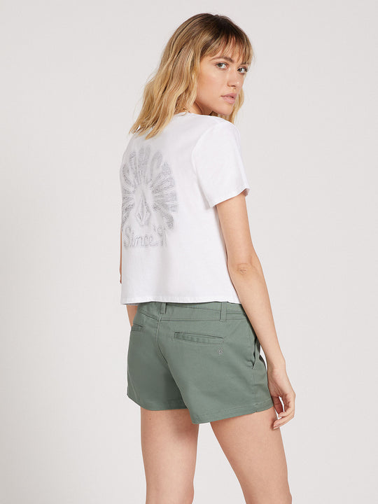 Frochickie Shorts - Forest Green (B0911800_FGR) [B]