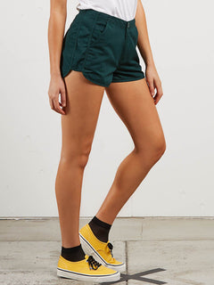 Stoney Shorts In Evergreen, Alternate View