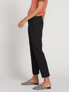 Frochickie Pants In Black, Alternate View