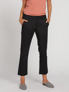 Frochickie Pants In Black, Second Alternate View