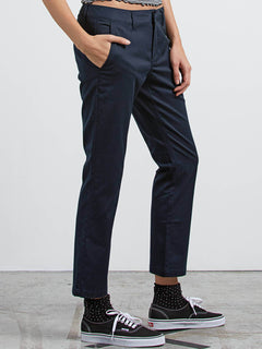 Frochickie Pants In Navy, Alternate View