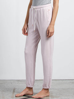 Lil Fleece Pants - Light Purple