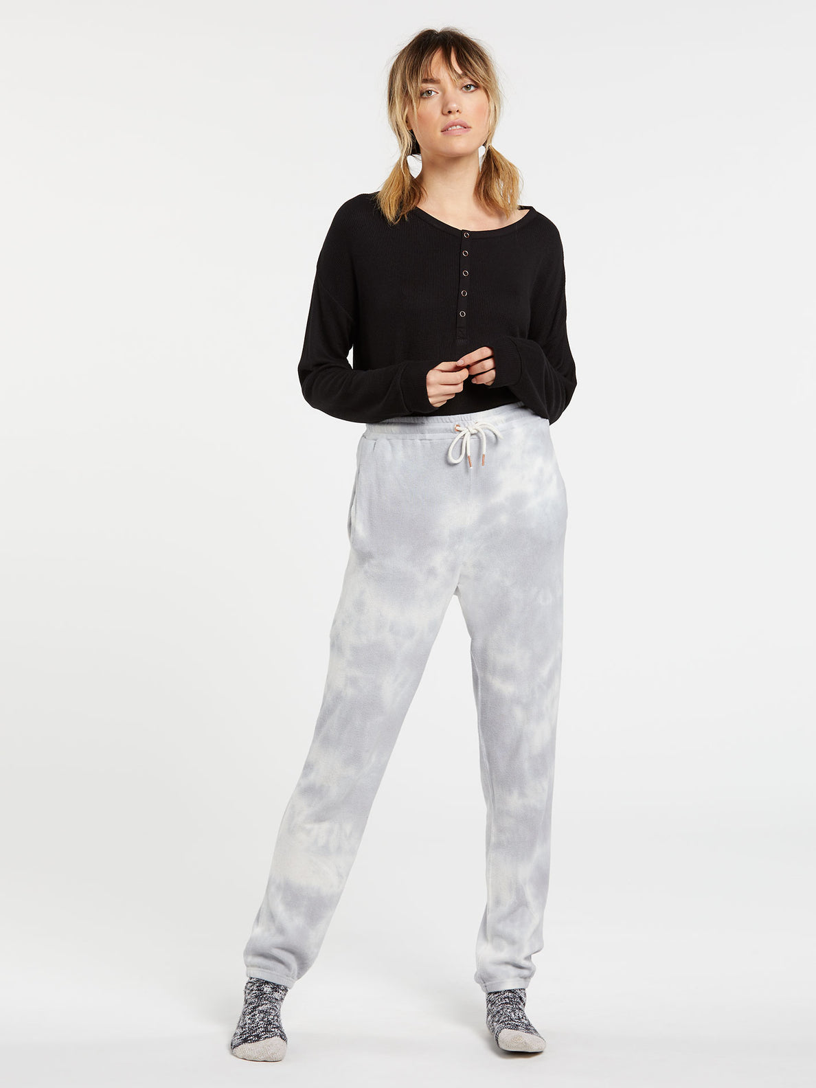 Lived In Lounge Fleece Pants - Multi (B1111801_MLT) [F]