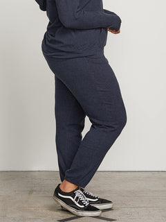 Lil Fleece Pants - Sea Navy