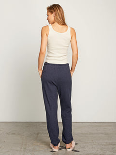 Lived In Lounge Fleece Pants - Sea Navy