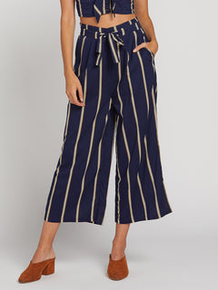 Winding Roads Pants In Midnight Blue, Second Alternate View