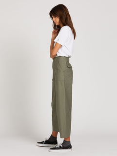 Army Whaler Wide Leg - Army Green Combo (B1112000_ARC) [1]