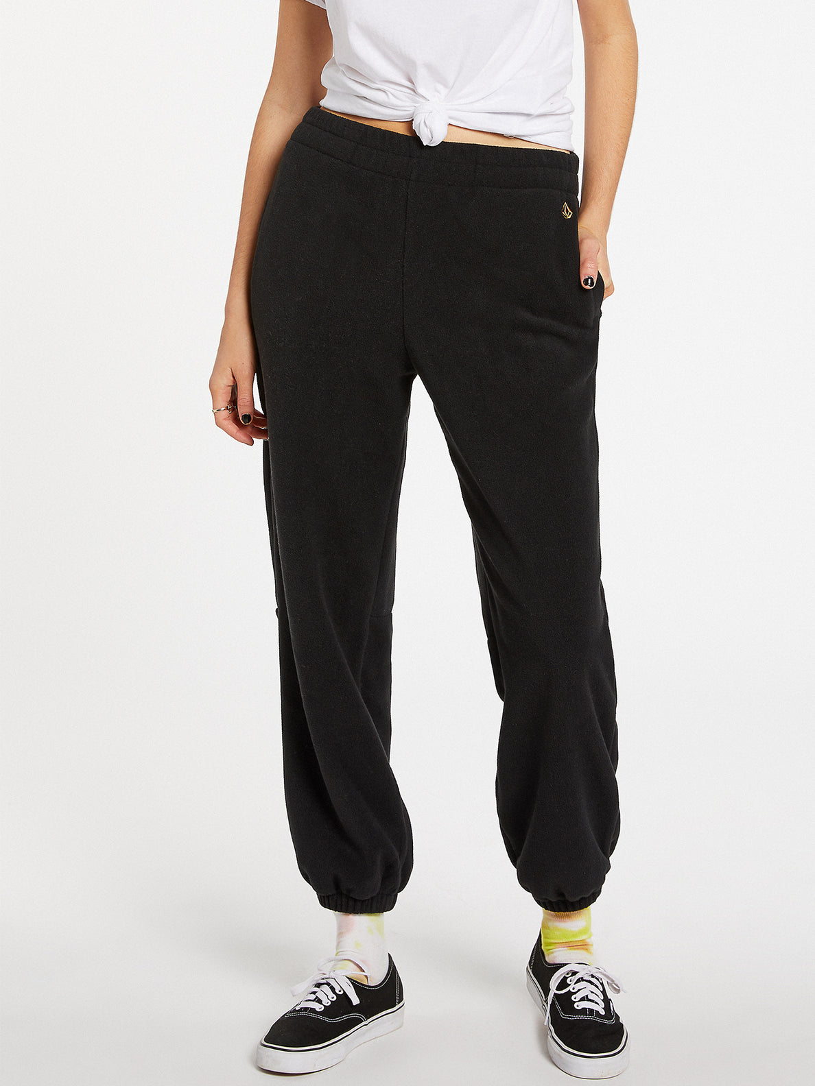 Up In The Nub Pants - Black (B1232000_BLK) [03]