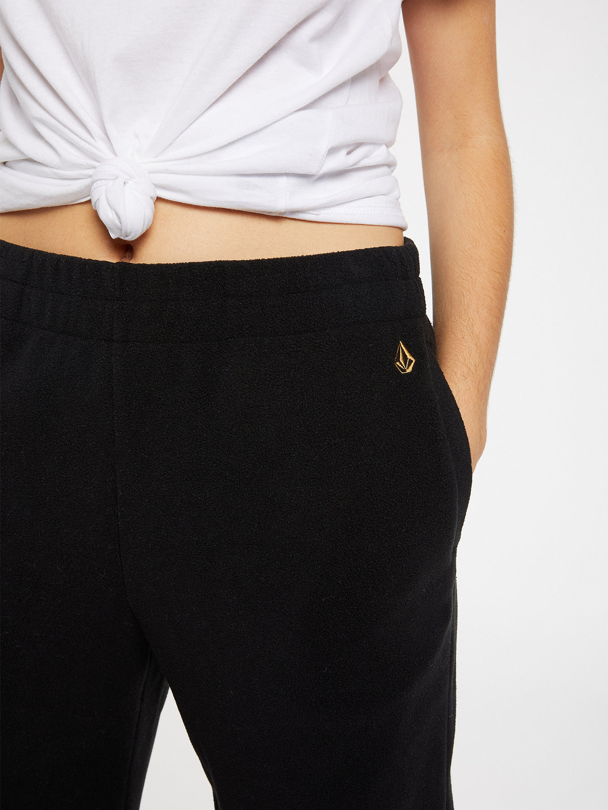 Up In The Nub Pants - Black (B1232000_BLK) [09]