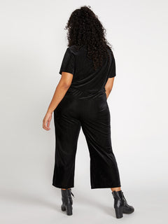 City At Night Pants - Black (B1241903P_BLK) [B]