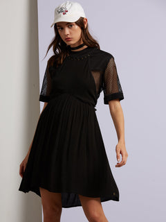 What A Stud Dress In Black, Second Alternate View