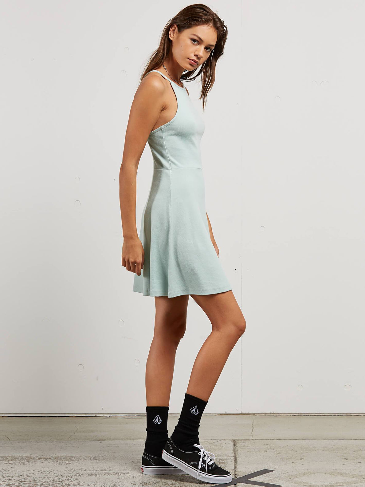 Cactus Ridge Dress In Mint, Alternate View