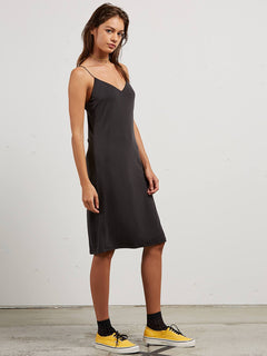 Mojo Dojo Dress In Black, Alternate View