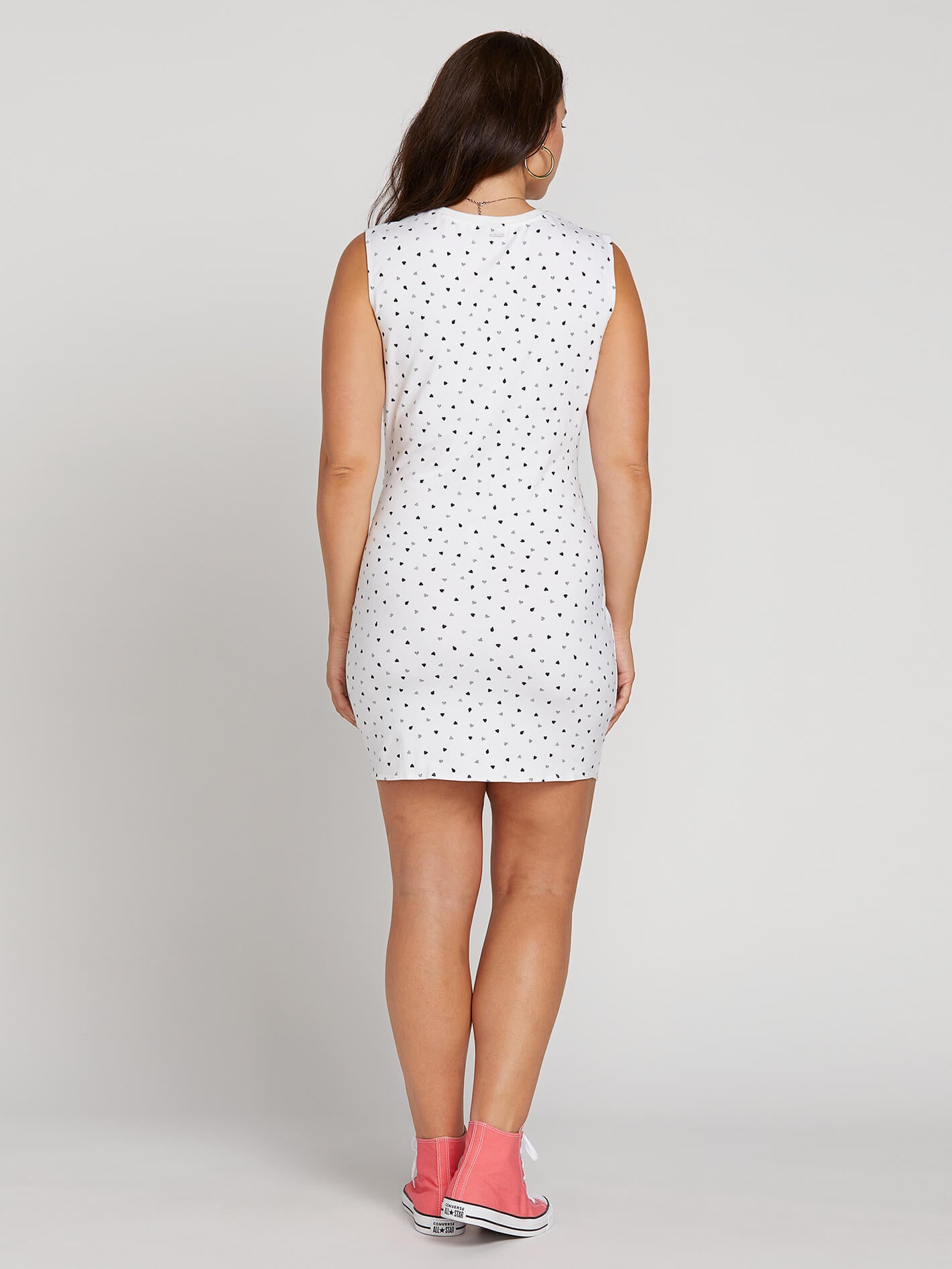 ba86be6a5c04 Last Drink Dress - White Combo in WHITE COMBO - Alternative View