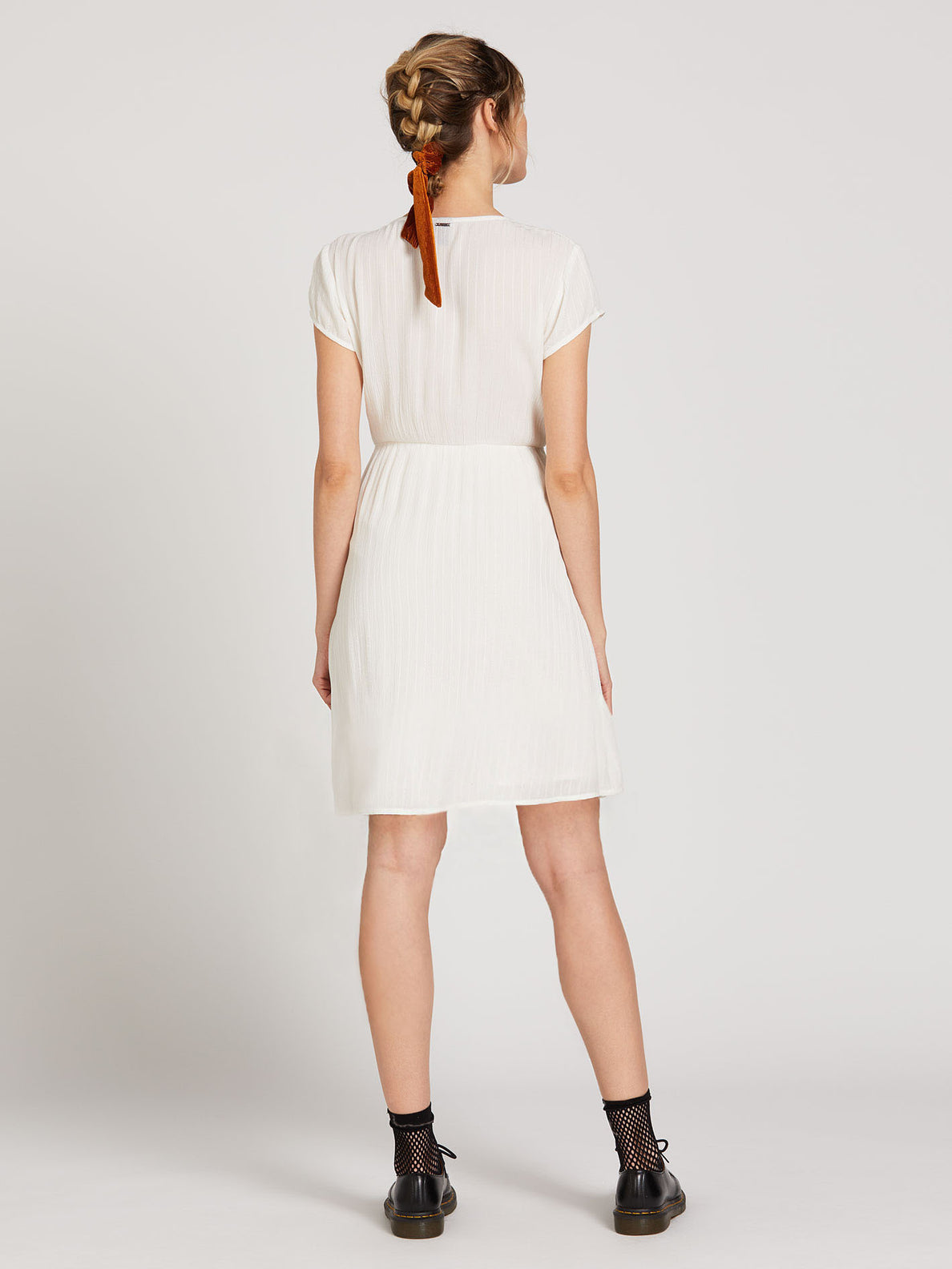 Anytime N Place Dress - White (B1322001_WHT) [2]