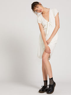 Anytime N Place Dress - White (B1322001_WHT) [42]