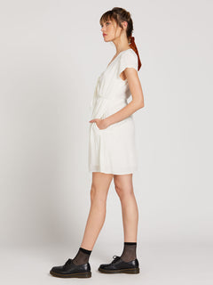 Anytime N Place Dress - White (B1322001_WHT) [4]