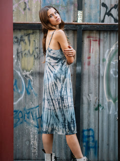 Dyed Dreams Dress - Multi (B1332009_MLT) [200]
