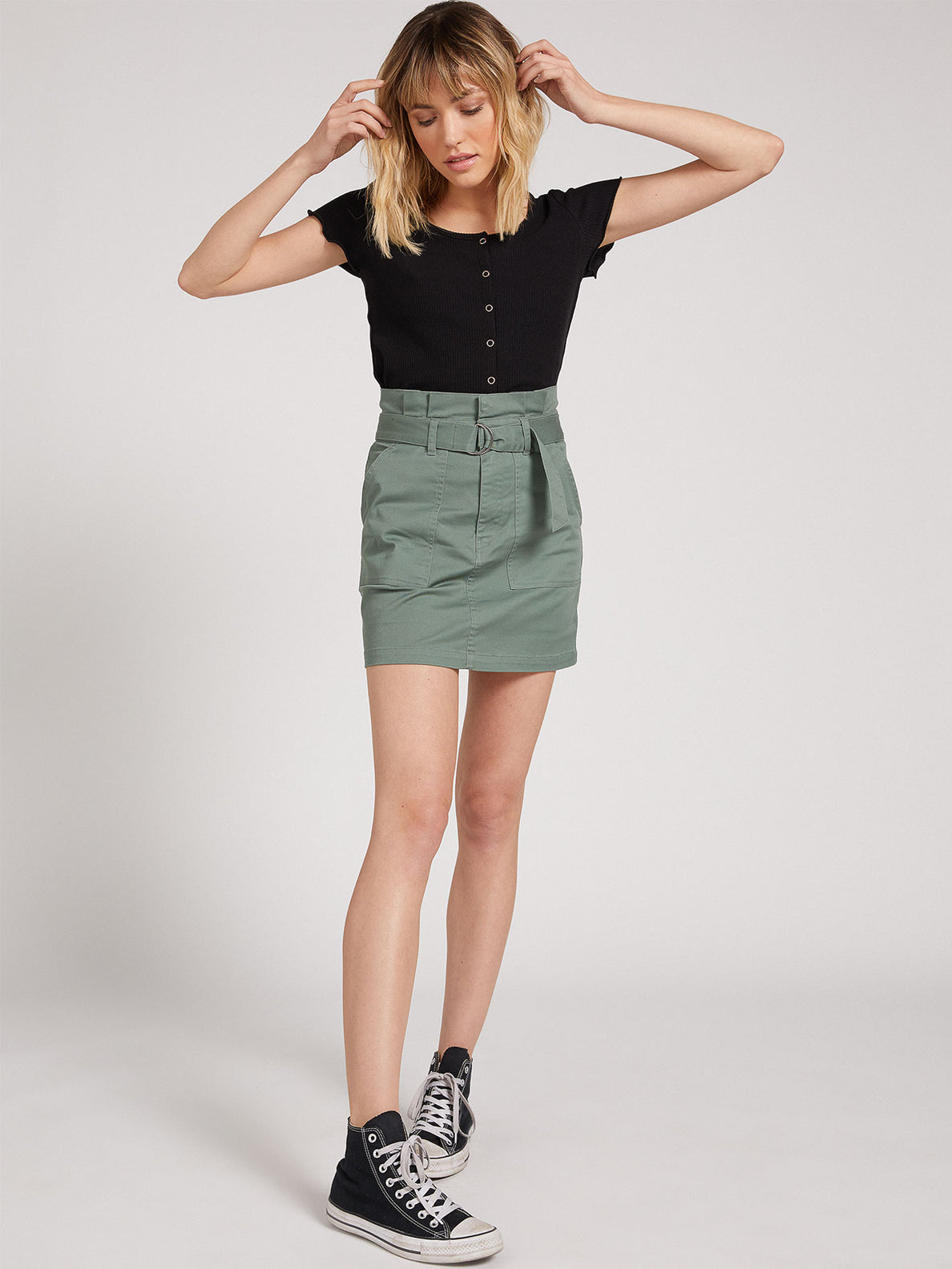 Frochickie Skirt - Forest Green (B1412000_FGR) [19]