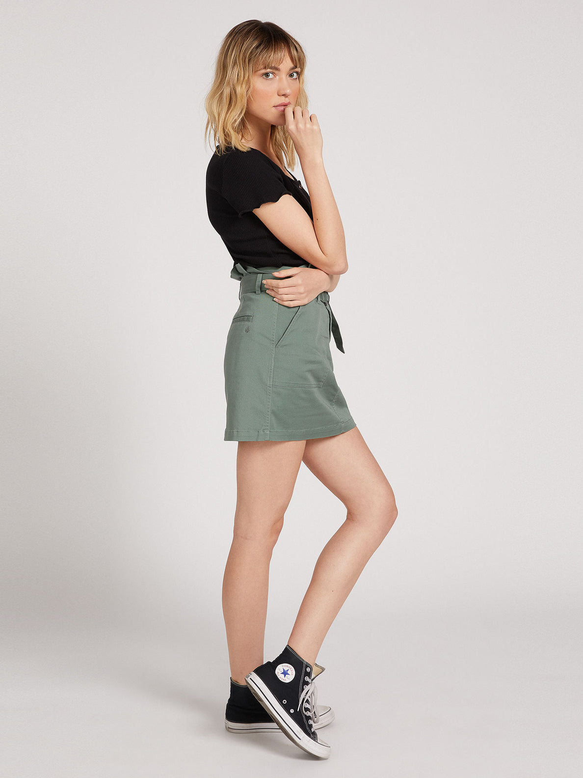 Frochickie Skirt - Forest Green (B1412000_FGR) [1]