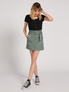 Frochickie Skirt - Forest Green (B1412000_FGR) [B]