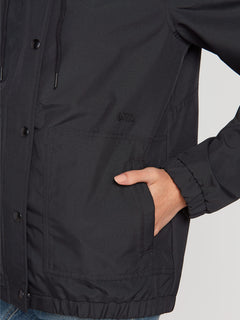 Enemy Stone Jacket - Black