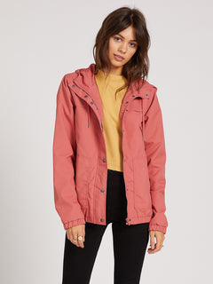 Enemy Stone Jacket - Dust Red