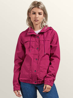 Enemy Stone Jacket - Paradise Pink