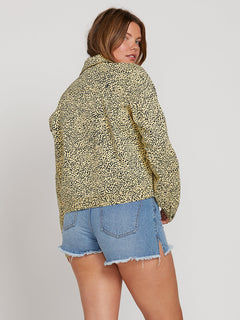 Frochickie Jacket In Leopard, Second Alternate Extended Size View