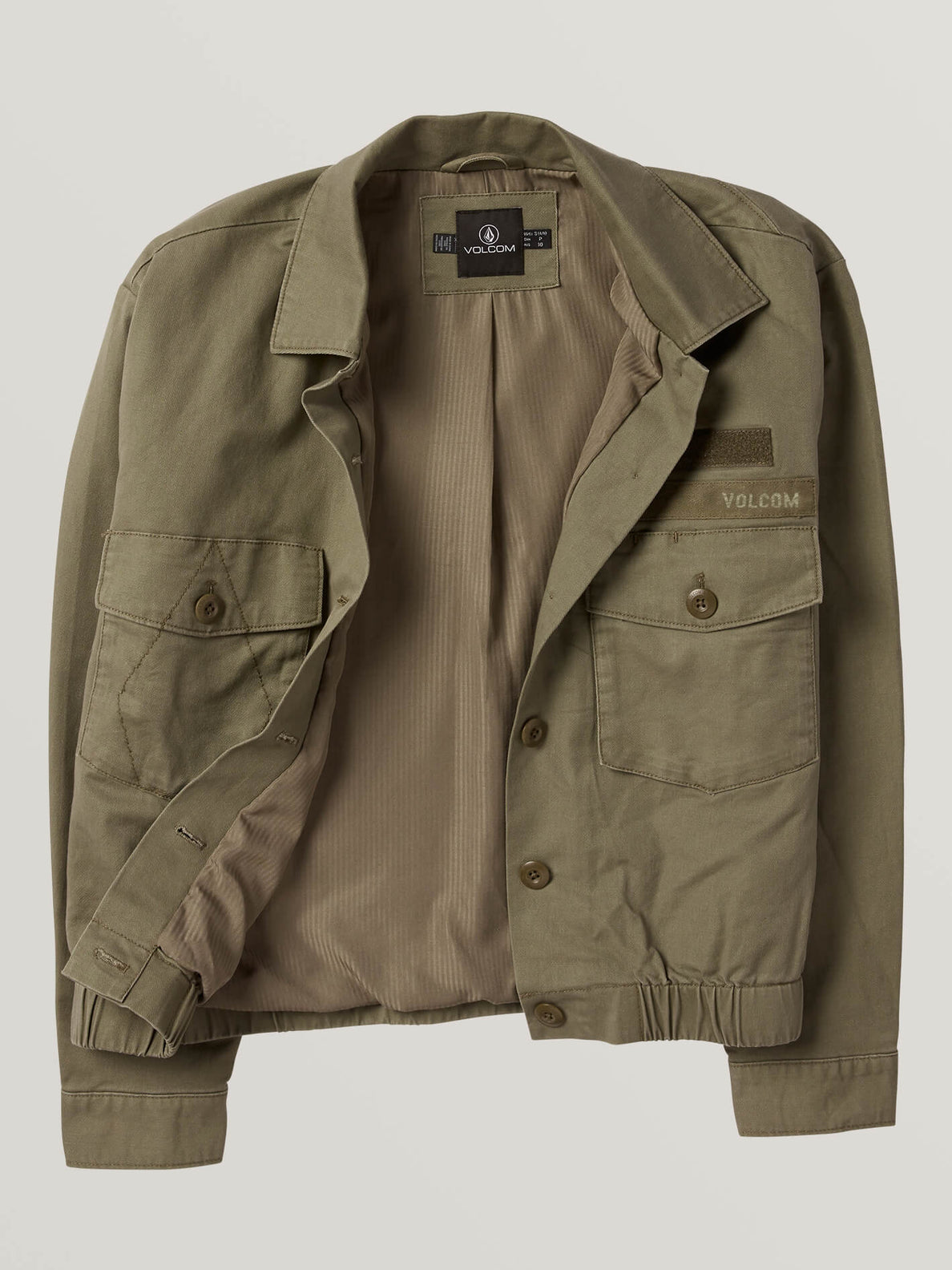 ARMY WHALER JACKET (B1512000_ARC) [10]