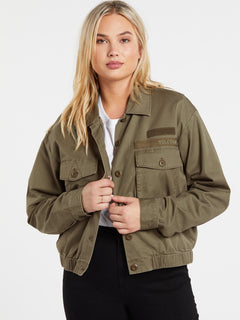 ARMY WHALER JACKET (B1512000_ARC) [7]