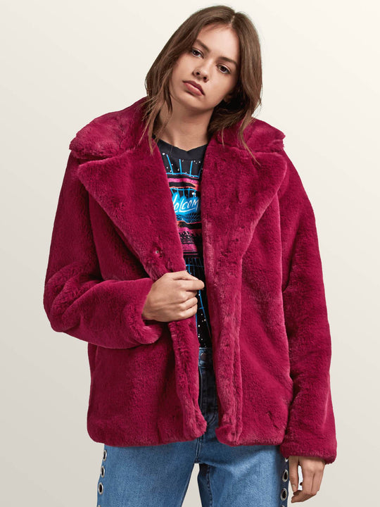 GMJ Ravey Fur Jacket