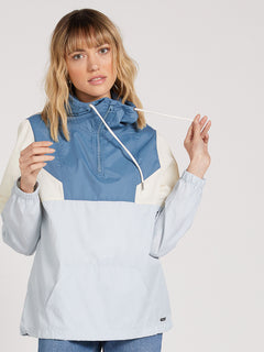 Wind Stoned Jacket - Pale Blue (B1541904_PAB) [04]