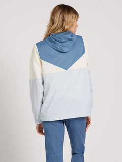 Wind Stoned Jacket - Pale Blue (B1541904_PAB) [B]