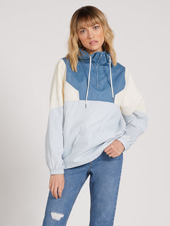 Wind Stoned Jacket - Pale Blue (B1541904_PAB) [F]