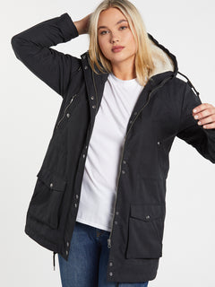Walk On 5K Parka - Black (B1732050_BLK) [19]