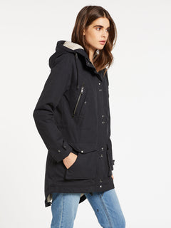 Walk On 5K Parka - Black (B1732050_BLK) [1]