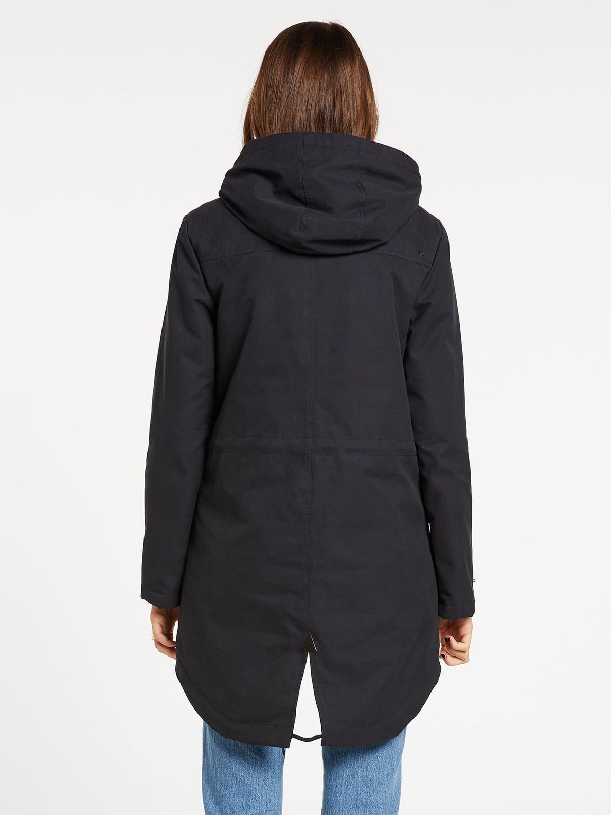 Walk On 5K Parka - Black (B1732050_BLK) [B]