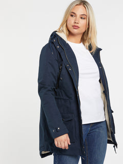 Walk On 5K Parka - Sea Navy (B1732050_SNV) [06]