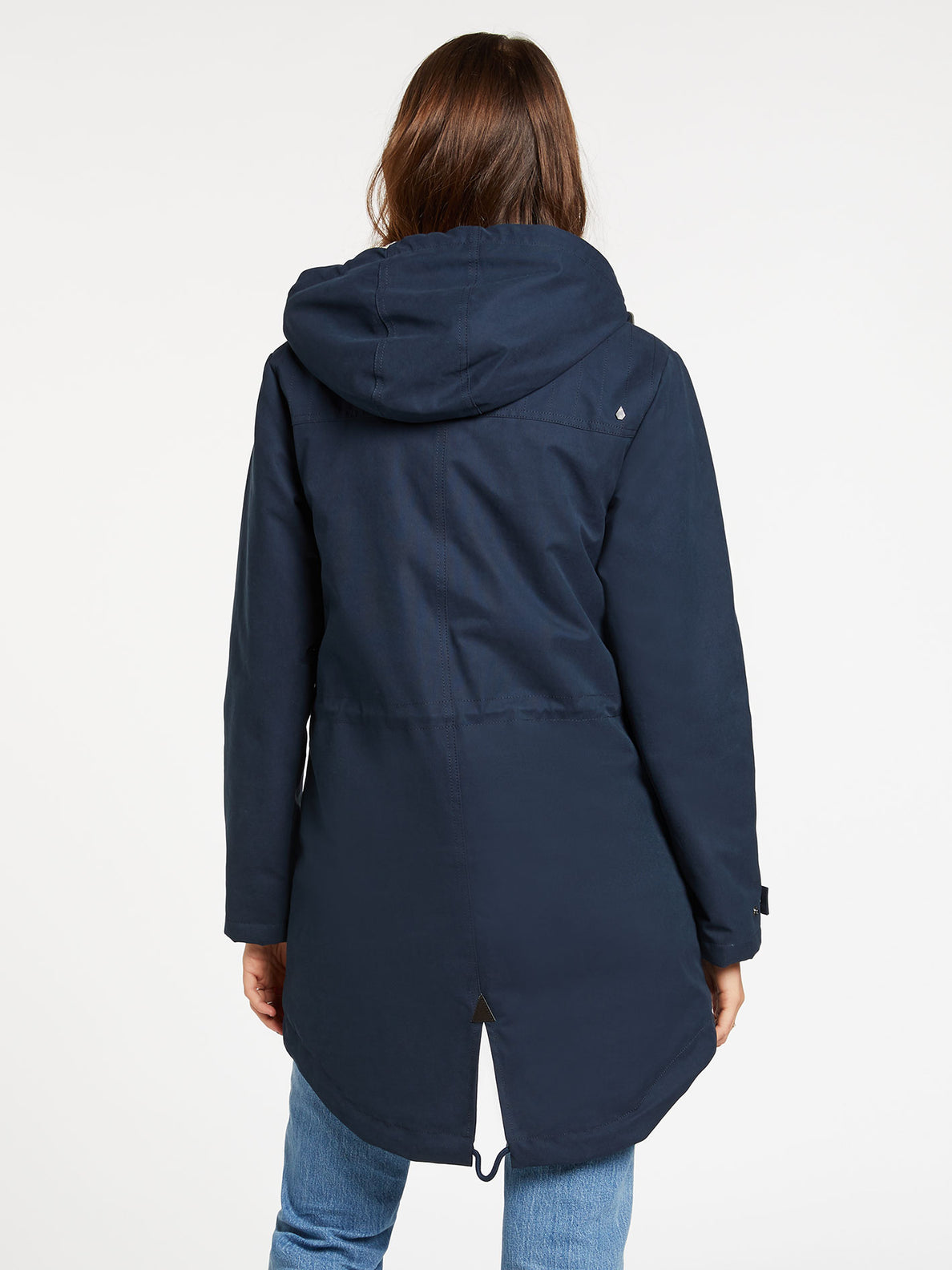 Walk On 5K Parka - Sea Navy (B1732050_SNV) [B]