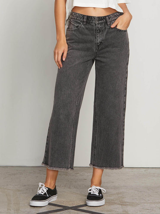 High & Dry Crop Jeans