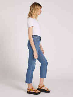 Stoned Straight Pant - Standard Issue Blue (B1912000_SDB) [1]