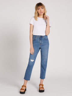 Stoned Straight Pant - Standard Issue Blue (B1912000_SDB) [F]