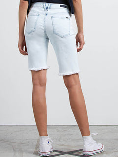 Super Stoned Bermuda Shorts