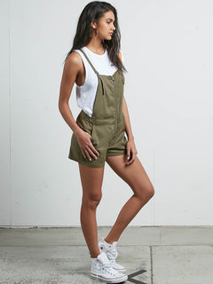 Vol Plus Romper In Dark Camo, Alternate View