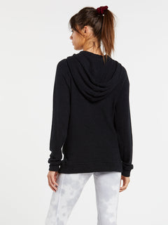 Lived In Lounge Hoodie - Black (B3111801_BLK) [B]