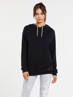Lived In Lounge Hoodie - Black (B3111801_BLK) [F]