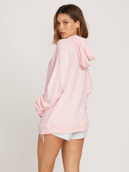 Lived In Lounge Pullover Hoodie - Blush Pink