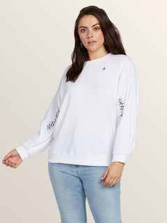 Darting Traffic Crew Sweatshirt