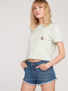 POCKET DIAL TEE (B3512000_SEA) [2]